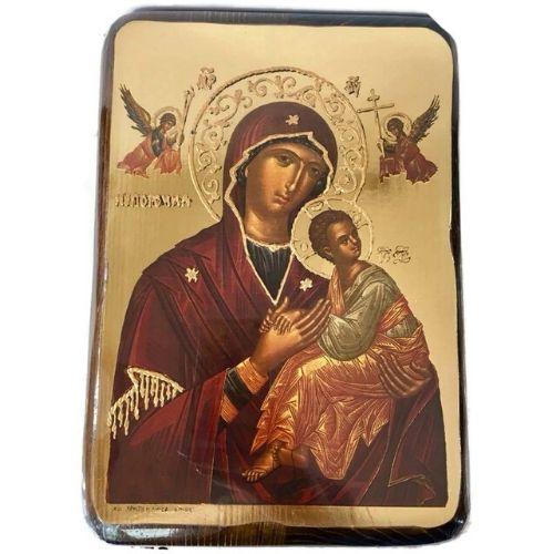 Икона Св Богородица Одигитрия на ниска цена от MaxShop