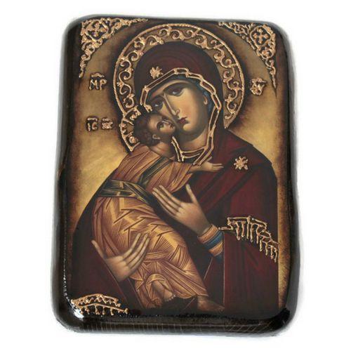 Икона  св. Богородица с младенеца на ниска цена от MaxShop