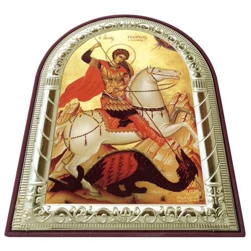 Икона Свети Георги Победоносец на ниска цена от MaxShop