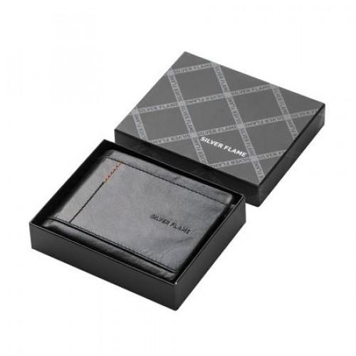 Мъжки портфейл Silver Flame - Франция на ниска цена от MaxShop