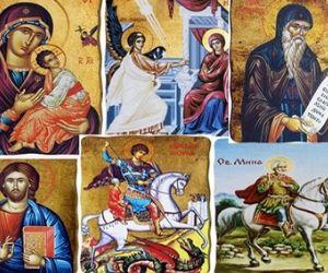 Икони на светци