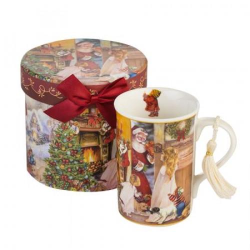 Коледна чаша Дядо Коледа MUG на ниска цена от MaxShop