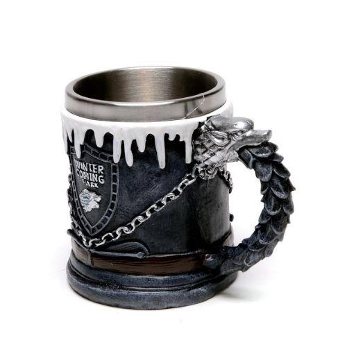 Халба за бира Game of Trones-Starks на ниска цена от MaxShop