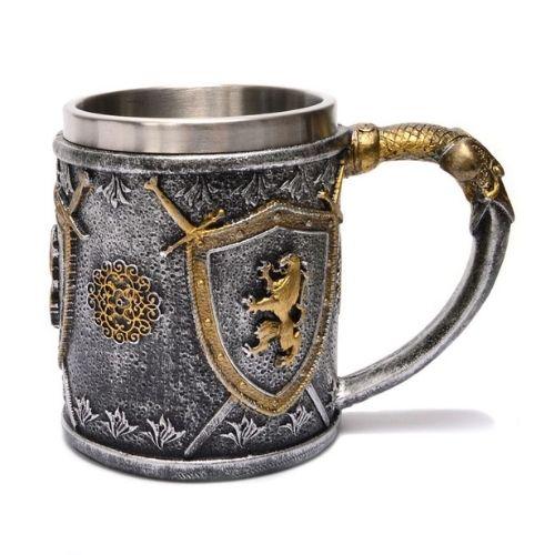 Чаша Game of Thrones Lannister House на ниска цена от MaxShop