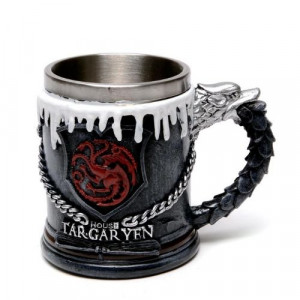 Чаша Game of Thrones Targaryen House