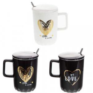 Чаша за чай Love