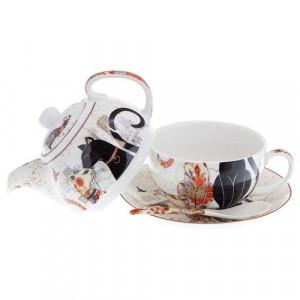 Луксозен комплект за чай
