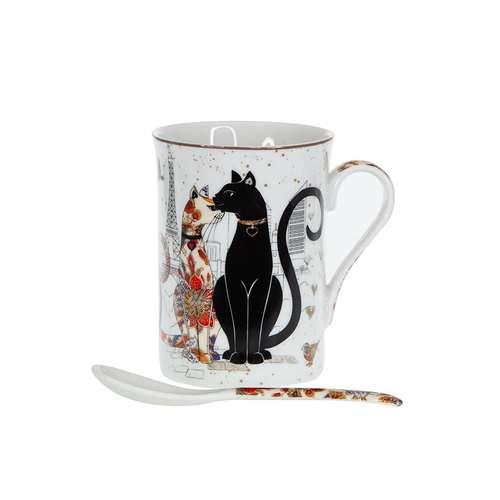 Чаша Котки на ниска цена от MaxShop