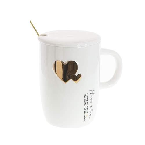 Чаша за чай Love на ниска цена от MaxShop