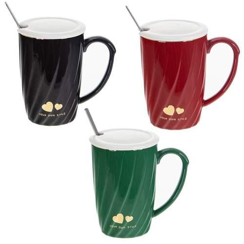 Чаша за чай Love Me на ниска цена от MaxShop