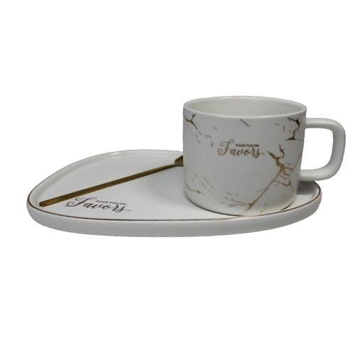 Комплект чаша+чинийка Be Mine на ниска цена от MaxShop
