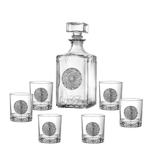 Сервиз за уиски Зодиак на ниска цена от MaxShop