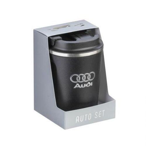 Термо чаша Silver Flame с лого на Audi на ниска цена от MaxShop