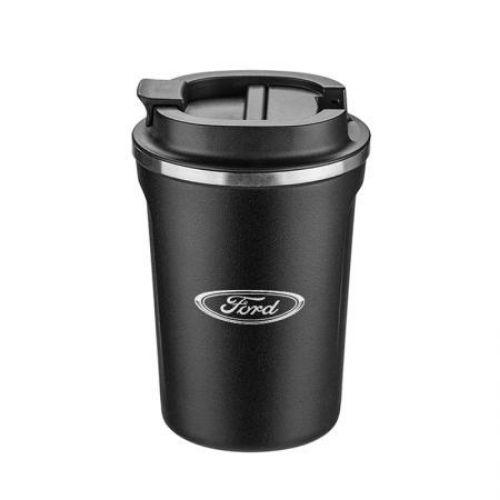 Термо чаша Silver Flame с лого на Ford на ниска цена от MaxShop
