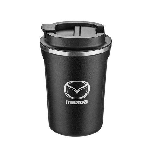 Термо чаша Silver Flame с лого на Mazda на ниска цена от MaxShop