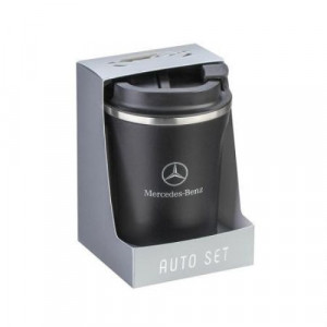 Термо чаша Silver Flame с лого на Mercedes-Benz