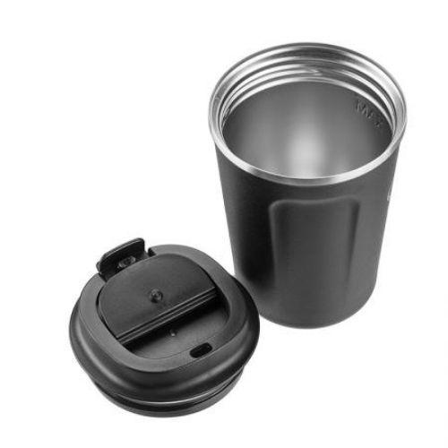 Термо чаша Silver Flame с лого на Skoda на ниска цена от MaxShop