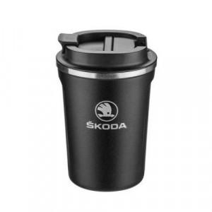 Термо чаша Silver Flame с лого на Skoda