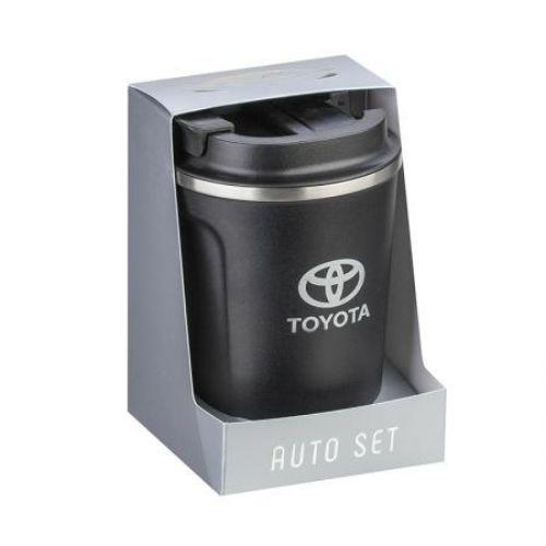 Термо чаша Silver Flame с лого на Toyota на ниска цена от MaxShop