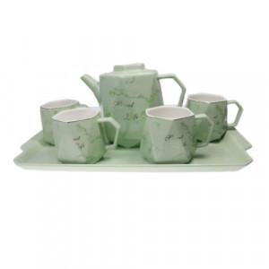 Сервиз за чай с кана