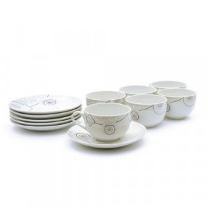 Комплект за чай Circles
