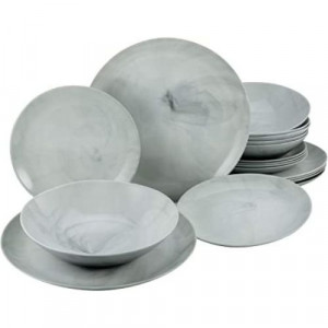 Сервиз за хранене Diwali Marble Luminarc 19.ч