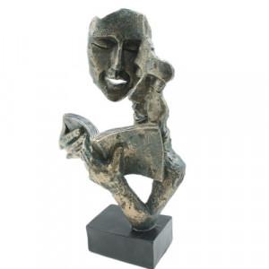 Арт Статуетка Лица