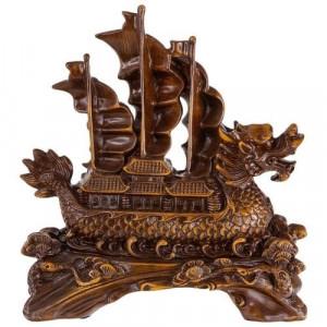 Статуетка на кораб Дракон