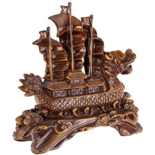 Статуетка на кораб Дракон на ниска цена от MaxShop