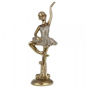 Декоративна статуетка Балерина - грациозна