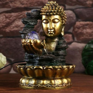 Арт фонтан Буда