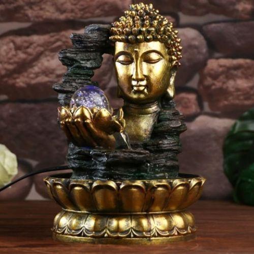 Арт фонтан Буда на ниска цена от MaxShop