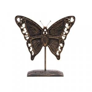 Арт пластика на пеперуда - голяма