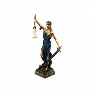 Декоративна статуетка Темида
