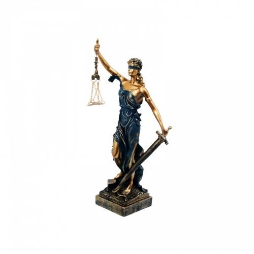Декоративна статуетка Темида на ниска цена от MaxShop