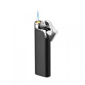 Запалка черна с капаче Silver flame
